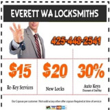 Everett Locksmiths WA