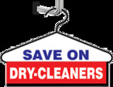 Pricelists of Save on Dry Cleaners