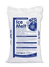 Ice Melt XM - salt free, non corrosive, works to over -15oC, resists re-freezing, safe   USED by Rail, NHS, Schools, Car Manufacturers,, Maclin Group   T/A Hygiene4less, Risby