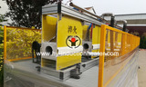 Induction heat treatment furnace of Forever Induction Heating Equipment Factory