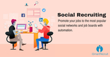 Social Recruiting Using
