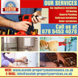 Home Repair and Maintenance Service Fulham | ECOTEK PROPERTY SERVICES