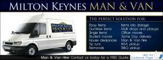 Milton Keynes Man and Van-Removals Bedford Northampton Towcester Leighton Buzzard