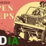 Modified Open Jeeps India ( Agarwal Jeep Modification)