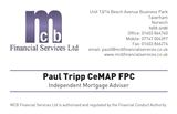 Profile Photos of Paul Tripp - MCB FInancial Services
