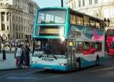 70 Seater Double Decker Bus