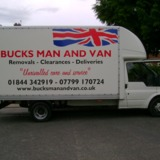 Bucks Man And Van Removals