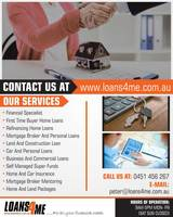 Business Loans and Finance Brokers Gold Coast | Loans4Me - Mortgage, Gold Coast
