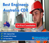 Profile Photos of CDR Engineers Australia for Migrant
