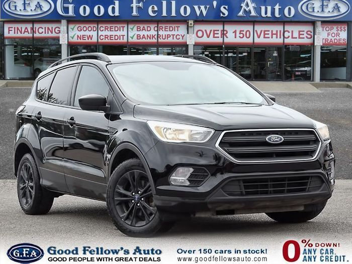 This 2017 Used Ford Escape for sale in Toronto is in excellent condition! Come check it out today! Inventory of Good Fellow's Auto Wholesalers 3675 Keele St - Photo 9 of 16