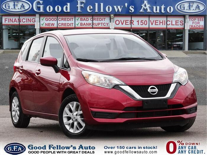 2019 Nissan Versa Note Inventory of Good Fellow's Auto Wholesalers 3675 Keele St - Photo 110 of 129