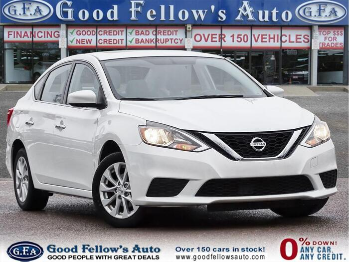 2017 Nissan Sentra for Sale! Inventory of Good Fellow's Auto Wholesalers 3675 Keele St - Photo 112 of 128
