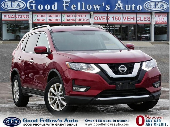 2018 Nissan Rogue - https://www.goodfellowsauto.com/inventory/2018-nissan-rogue/6546922/ Inventory of Good Fellow's Auto Wholesalers 3675 Keele St - Photo 124 of 144