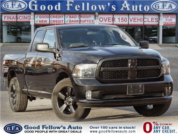 Used 2018 RAM 1500 Inventory of Good Fellow's Auto Wholesalers 3675 Keele St - Photo 129 of 144
