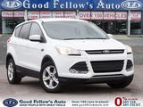 This Family-Friendly, Immaculate White SE MODEL vehicle is in excellent condition. It includes options such as: FWD, REARVIEW CAMERA, HEATED SEATS, POWER SEATS, 1.6L ECOBOOST, Power Windows, Power Door Locks, Keyless Entry plus Many More! Good Fellow's Auto Wholesalers 3675 Keele St