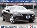 Having a low credit score shouldn't stop you from getting a vehicle you can rely on, such as this black 2015 Mazda3 that's now available at our dealership!<br />