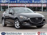 Don't miss out on this gorgeous black 2018 Mazda3 that's in excellent condition! 🚘🎉 It's available to purchase for $16,400 + taxes and licensing at our dealership.<br />