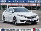 Let's get you driving in this stylish white 2017 Honda Accord that's available for $17,400 + taxes and licensing at Good Fellows!<br />