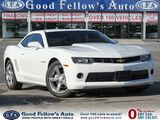 If you've always wanted to drive a Chevrolet Camaro, now is your chance! This impeccable white 2014 model is in excellent condition and is available at our dealership for $20,400! Good Fellow's Auto Wholesalers 3675 Keele St