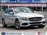 Luxury, performance, and reliability - don't miss out on this radiant silver 2016 Mercedes-Benz C-Class C300!  Good Fellow's Auto Wholesalers 3675 Keele St