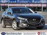Check out this gorgeous black 2018 Mazda3 Good Fellow's Auto Wholesalers 3675 Keele St