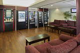 Bedrooms, exteriors, conference room and business centre at the Courtyard Gatwick hotel
