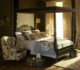 Luxurious bedspreads and soft furnishings made to order.