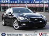 Luxury, performance, and reliability  - don't miss out on this stunning black 2015 Infiniti Q50! ✨Oh, and did we mention that we also offer Toronto auto loan options so that you never have to miss out on your dream vehicle? GFA Financing 3675 Keele St, Unit 1B