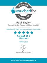 Profile Photos of Paul taylor Independent Financial Adviser