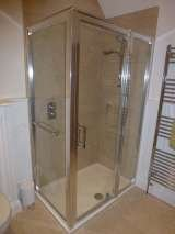 One of our separate showers!