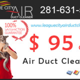 League City Air Duct Cleaner