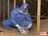 attic vermiculite testing for asbestos west island montreal