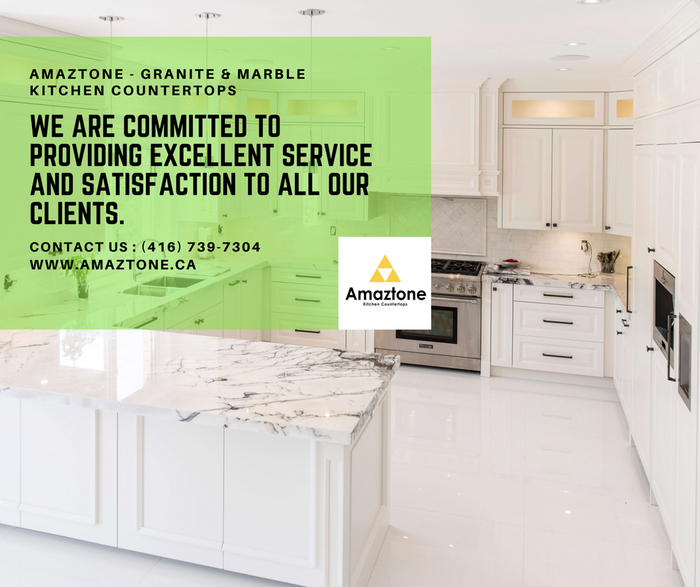 Amaztone - Granite & Marble Kitchen Countertops New Album of Granite Quartz & Marble Countertops for Kitchen - Amaztone 55 Brisbane Rd - Photo 7 of 9