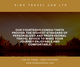 King Travel Can Ltd Mississauga