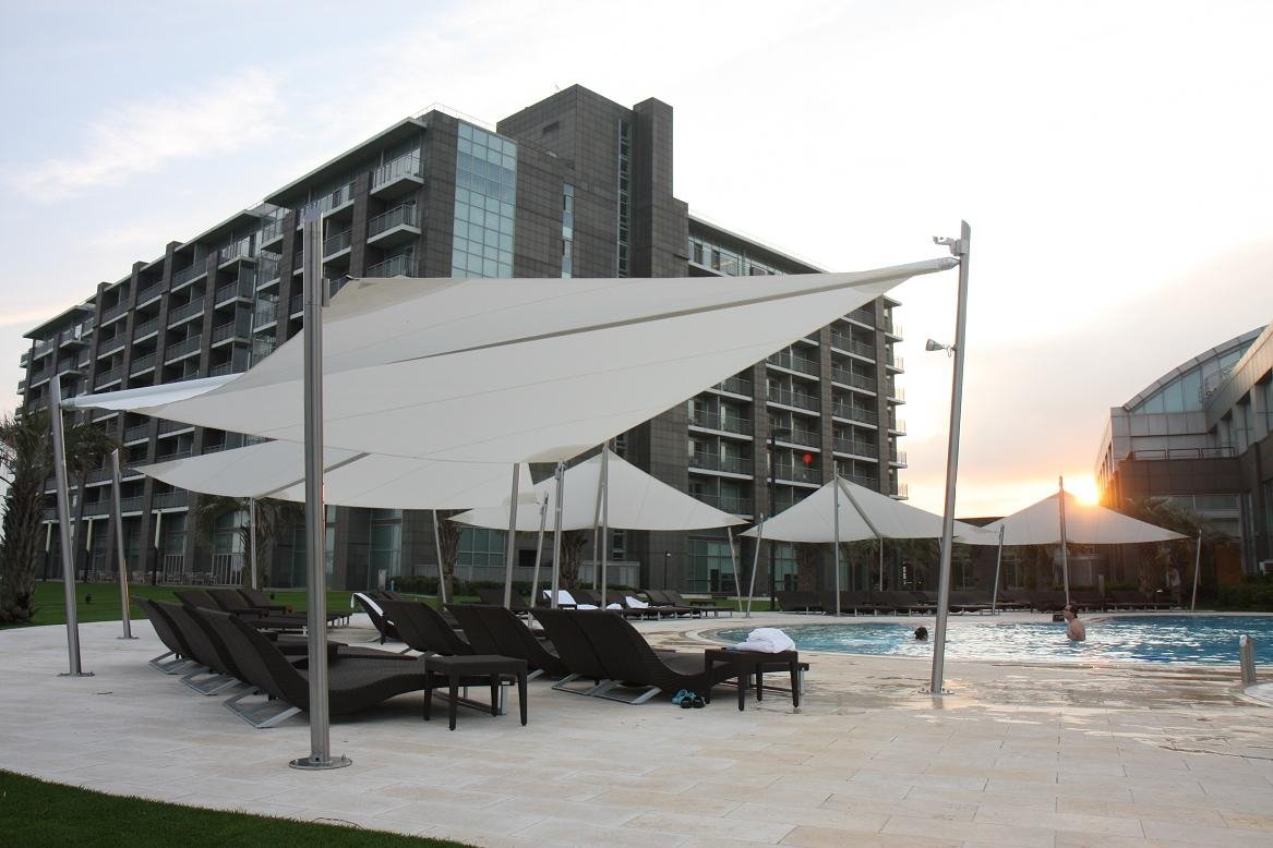 #24 Of 28 Photos U0026 Pictures U2013 View Corradi Outdoor Living Space Retractable Sail Awning ...