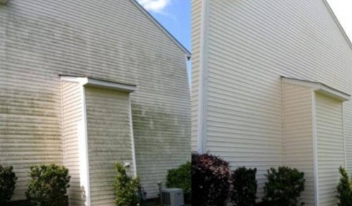 Exterior House Cleaning<br />  Profile Photos of ProClean Power Washing of Ann Arbor 1327 Jones Drive Suite 106 - Photo 4 of 4