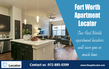 Fort Worth Apartment Locator