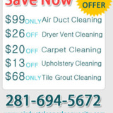 Air Duct Cleaner League City