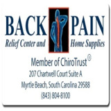 Back Pain Relief Center