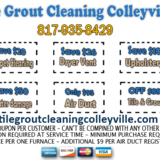 Tile Grout Cleaning Colleyville TX