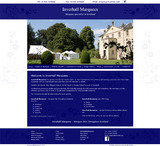 Inverhall Marquees http://inverhall.com/