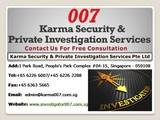 Private Investigator Singapore | Private Detective Agency in Singapore