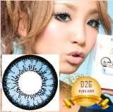 color contact lens of D2Geyes