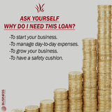 Why you need loans?