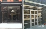 Profile Photos of Glass Storefronts