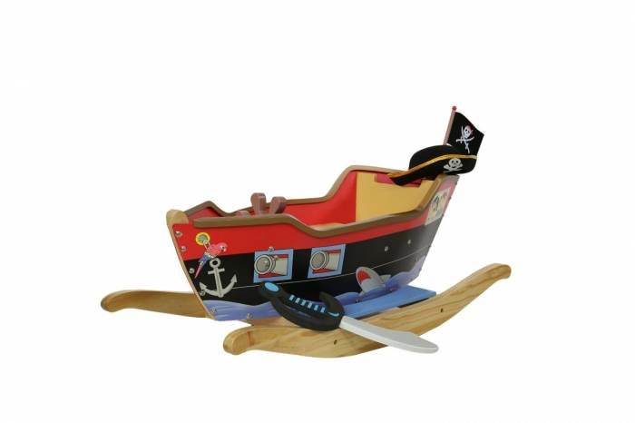 Teamson Pirate Rocking Boat £199.00 Profile Photos of O'Nessy's Ltd 5 Old Red Lions Court, Bridge Street - Photo 18 of 20