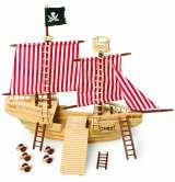 Legler Pirate Ship £86.50 O'Nessy's Ltd 5 Old Red Lions Court, Bridge Street