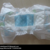 Chinese OEM Diaper Manufacturer Made Baby Diaper and Baby Nappy