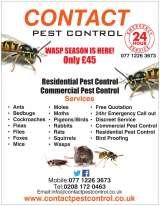 Profile Photos of Contact Pest Control