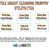 Tile Grout Cleaning Murphy TX